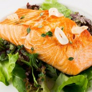 Salmon-fish-on-white-plate-000082738899_Double